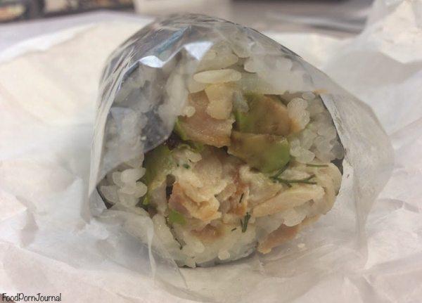 Hero Sushi dill chicken mayo