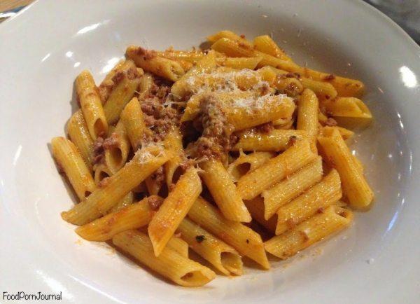 Jamie's Italian bolognaise