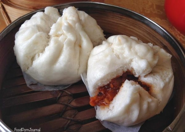 Spicy Ginger Canberra pork buns