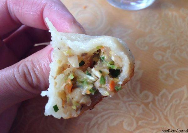 Spicy Ginger Canberra pork veg dumplings
