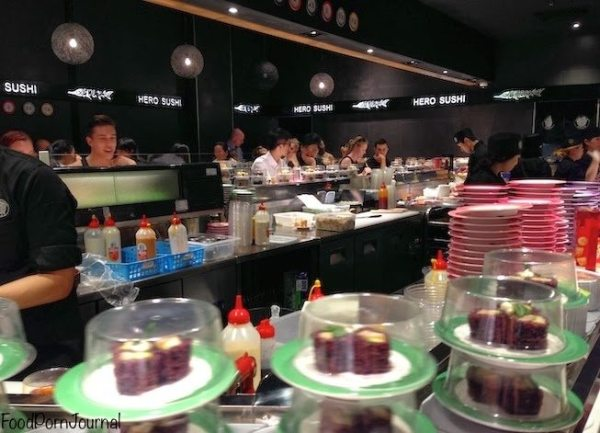Hero Sushi Train Canberra