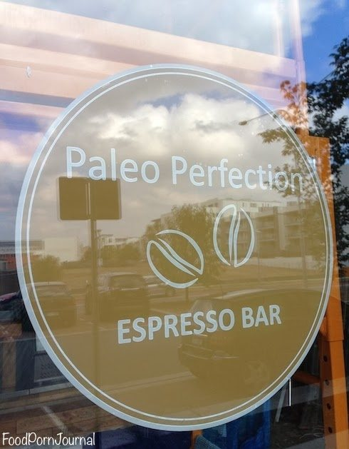 Paleo Perfection espresso bar