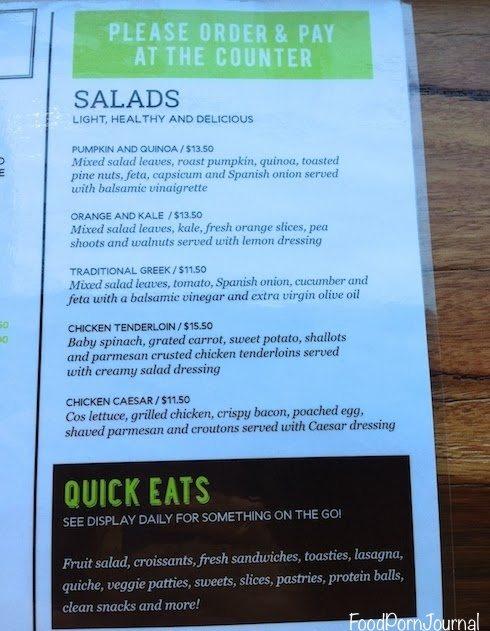 Quizine Phillip salads