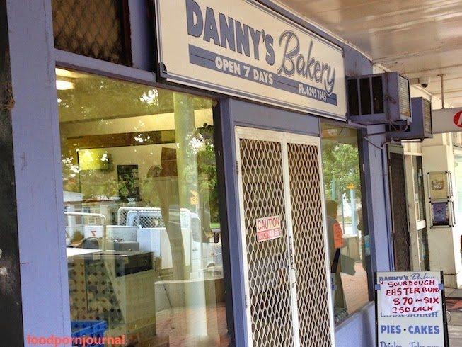 Dannys Bakery Narrabundah