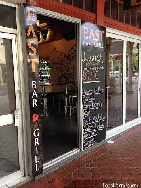 East Bar Grill Canberra
