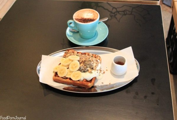 Superfine Canberra waffle