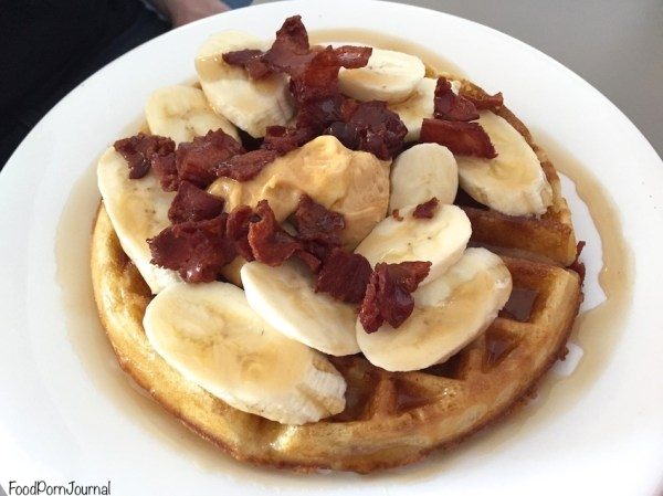 Smoque Woden Fat Elvis waffle