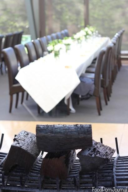 Muse Restaurant dining room