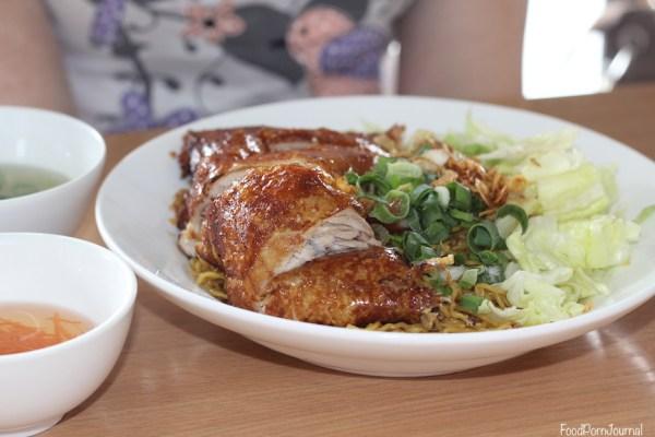 Phamous crispy skin chicken