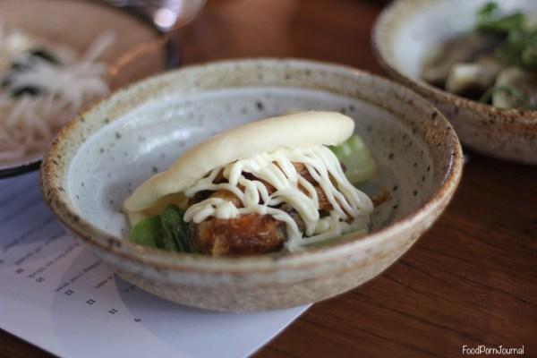 Akiba Canberra crab bao