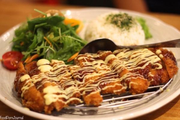 Kokoro Gungahlin chicken katsu