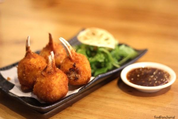 Kokoro Gungahlin crab claw