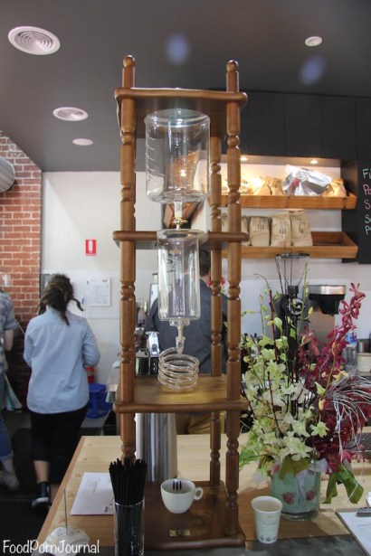Ona on the Lawns cold drip