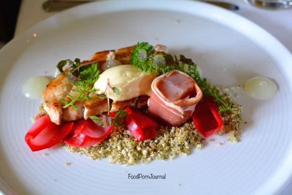 Eschalot Restaurant swordfish