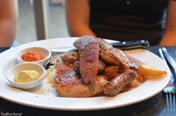 Maestral Croatian mixed grill Weston Creek