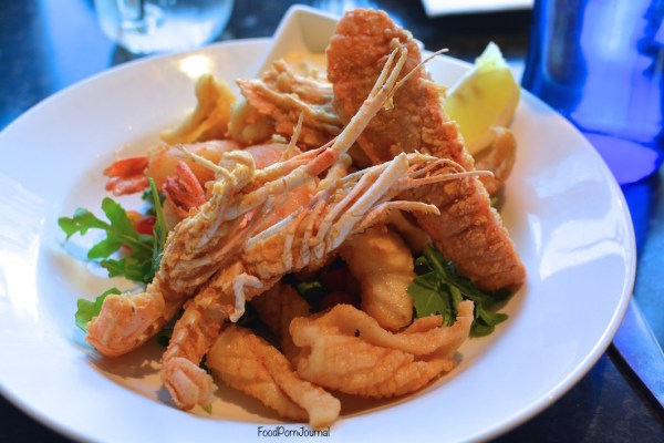 Maestral Weston Creek Fried Seafood