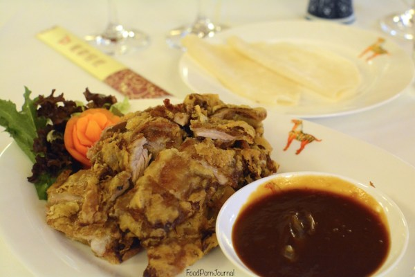 Tang Dynasty Kingston Foreshore crispy duck