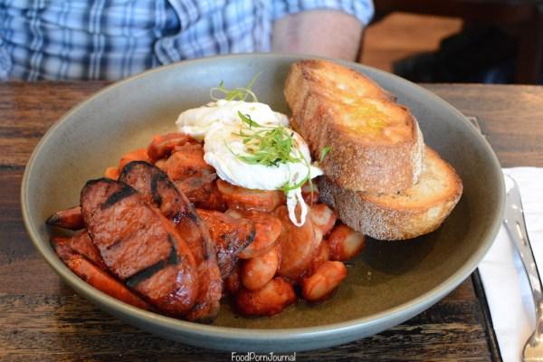 33 Manhattan house beans eggs chorizo