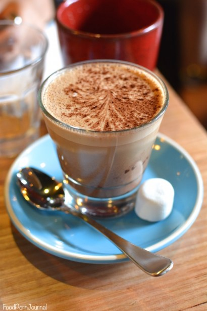 Elemental Braddon red brick espresso coffee