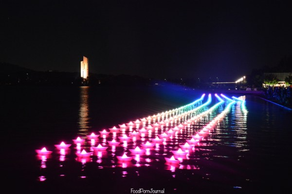 Enlighten Canberra Voyage Aether and Hermera boats