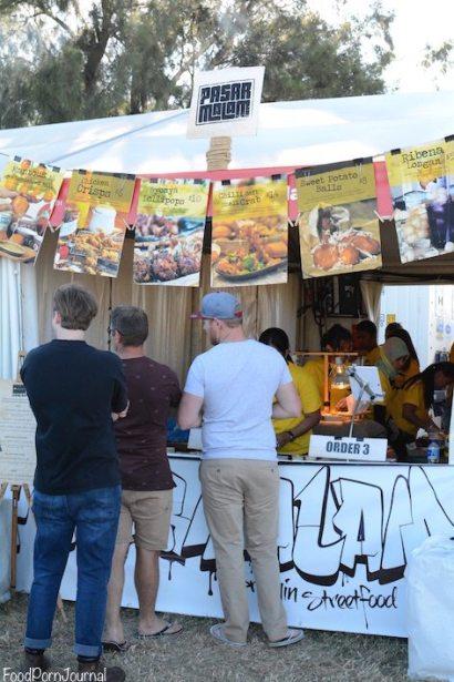 Enlighten Pasar Malam stall