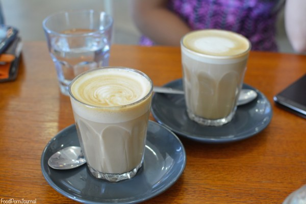 Fox and Bow Farrer coffee