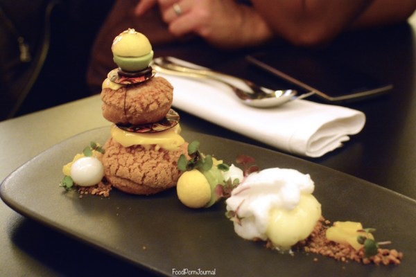 Om Nom Dessert Bar mango alphonso