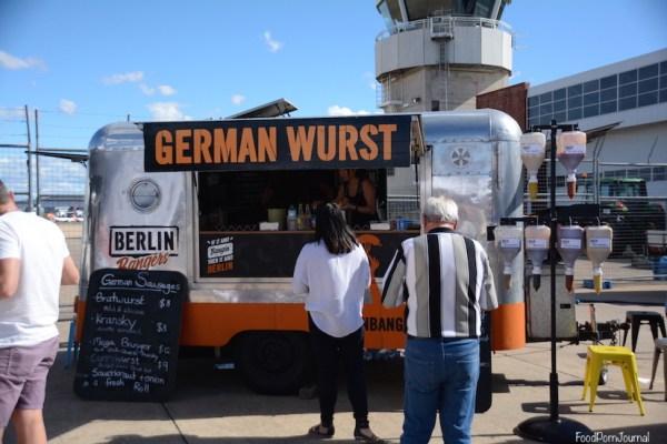 The Forage German Wurst
