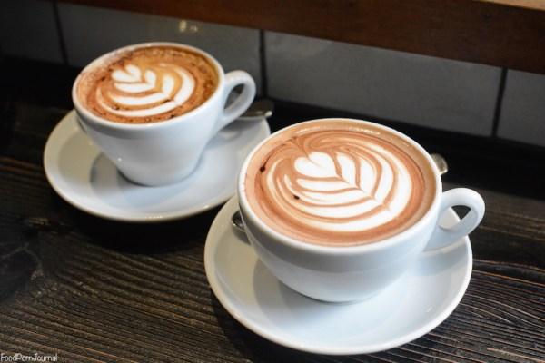 Top Paddock Melbourne coffee