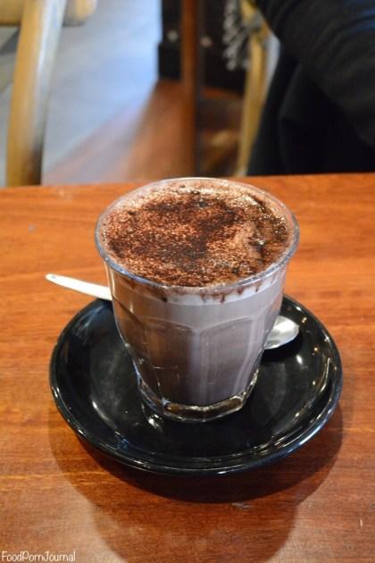 Gryphons Caffe mocha