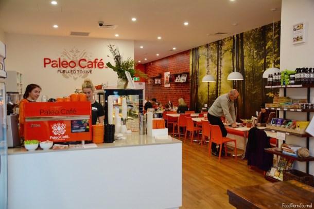 Paleo Cafe Braddon