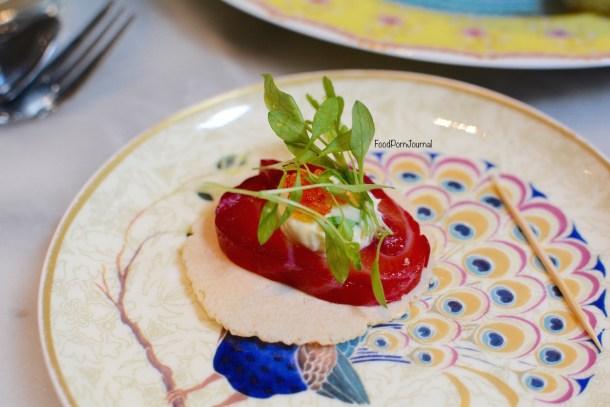 Parlour Wine Room sashimi