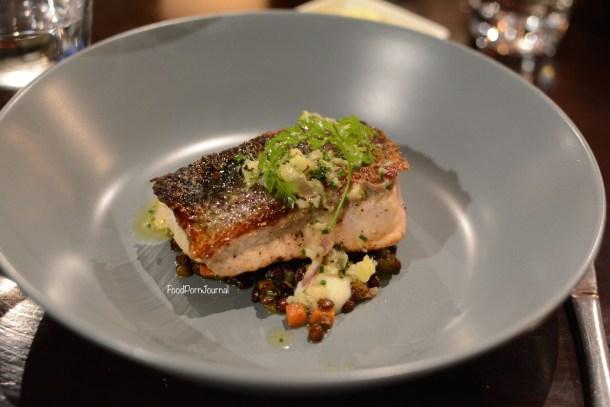 Pistachio Dining Canberra salmon