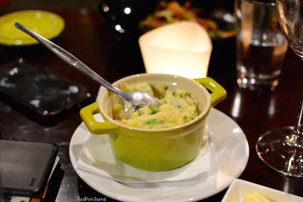 Pistachio Dining Torrens colcannon