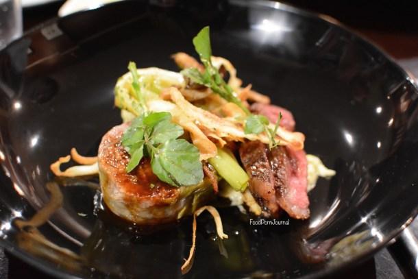 Pistachio Dining wagyu
