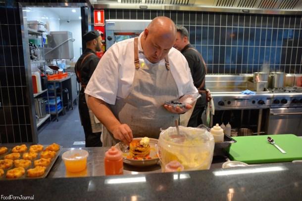 Space Kitchen Woden chef