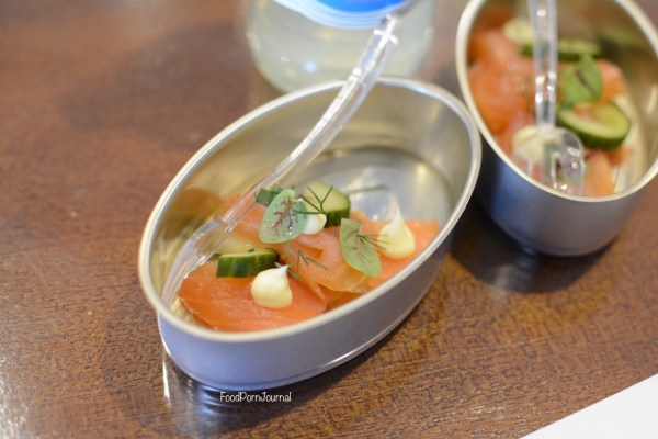 Hoi Polloi salmon