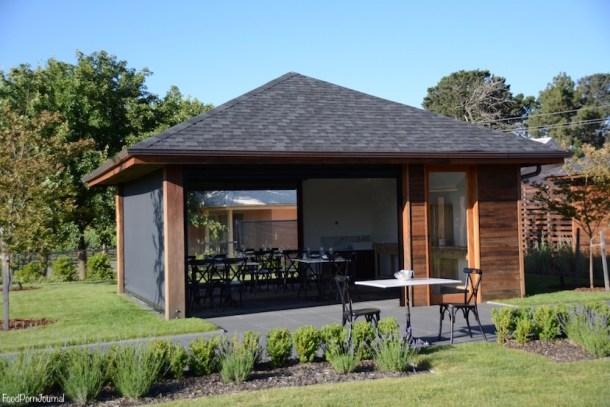 Pialligo Estate Farmhouse pavilion