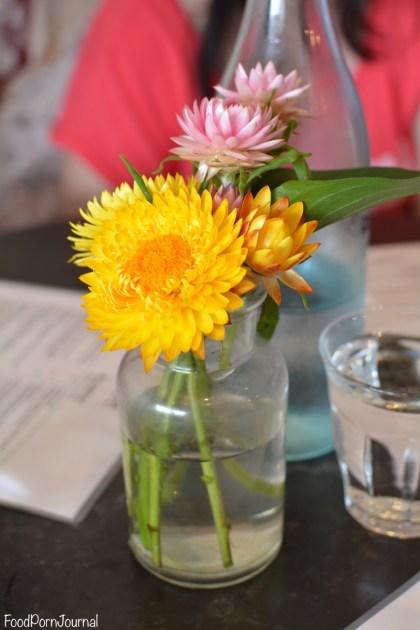 Porch and Parlour Bondi flowers
