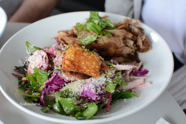 West Juliett Marrickville pork salad