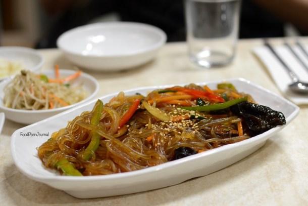 Chez Kimchi japchae