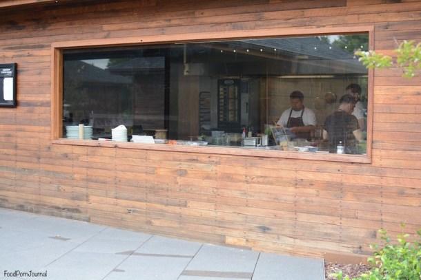 Pialligo Estate Pavilions kitchen