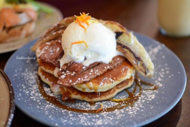Cafe 2Twentyfour Perth pancakes