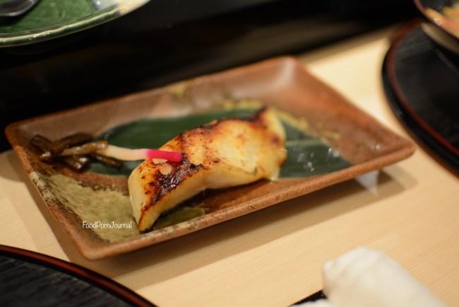 Tokyo Sushi Zanmai fish