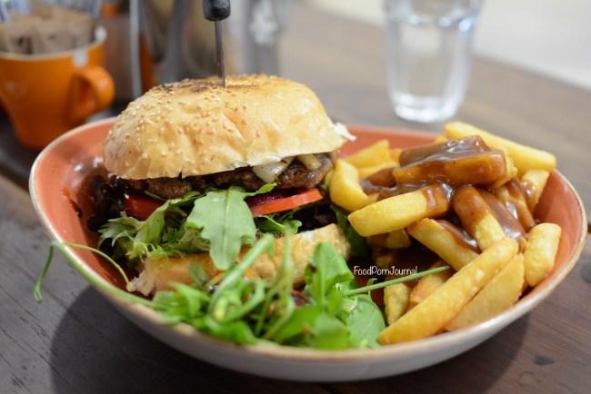 Tree Eighty3 beef burger