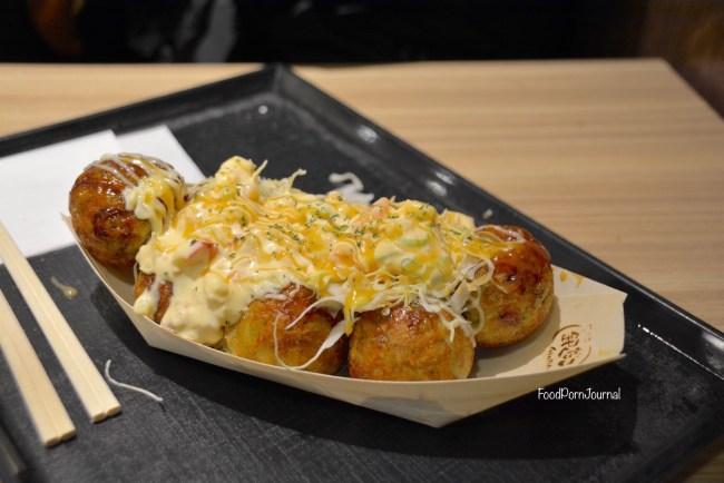 Tokyo Ameyoko takoyaki