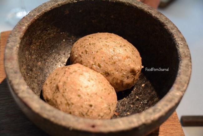 Narisawa Tokyo bread
