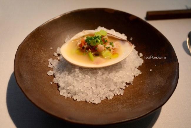 Narisawa Tokyo clam