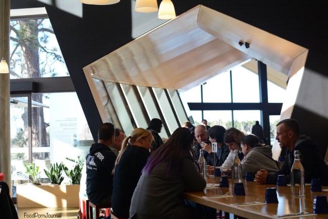 National Museum Australia cafe inside