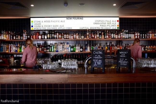 Young and Frisky Gungahlin bar